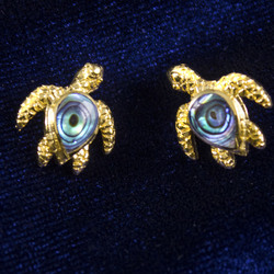 18k Gold Vermeil Honu Collection