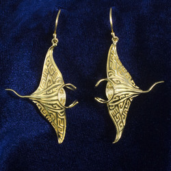 18k Gold Vermeil Tribal Collection